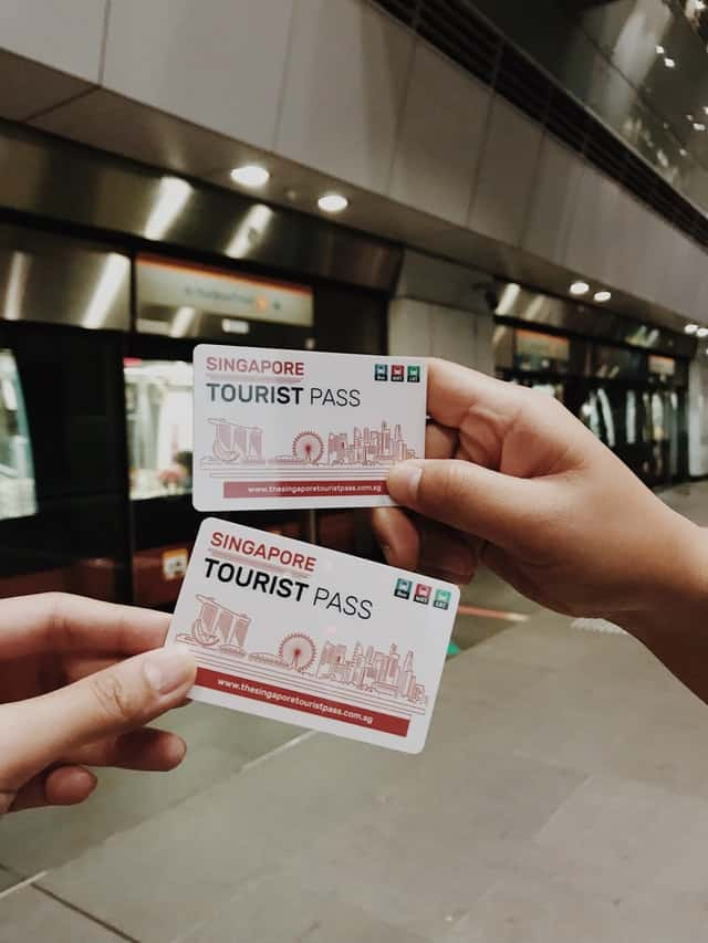 singapore metro passes