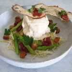 Chabichou Goat Cheese Salad