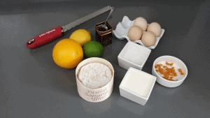 ingredients cheesecake