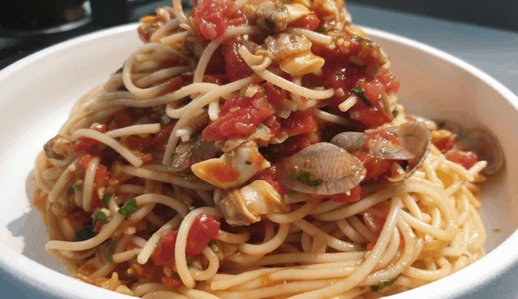 spaghetti clamsmato
