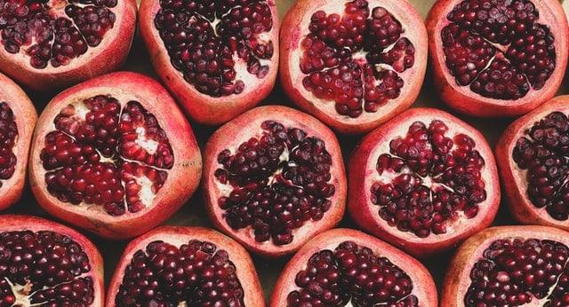 pomegranate fall