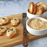 Easy to make Salmon Mousse