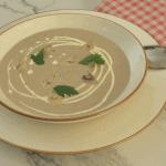 Delicious Mushroom cream soup