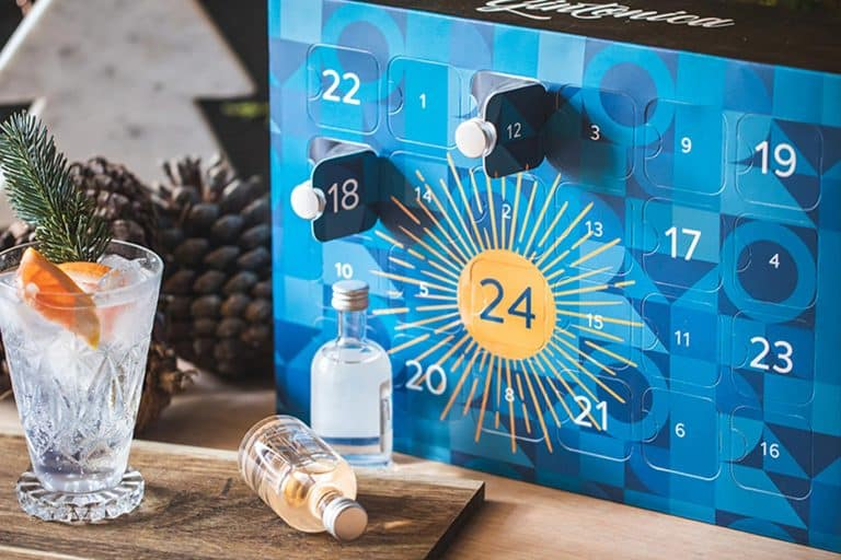 drinking advent calender