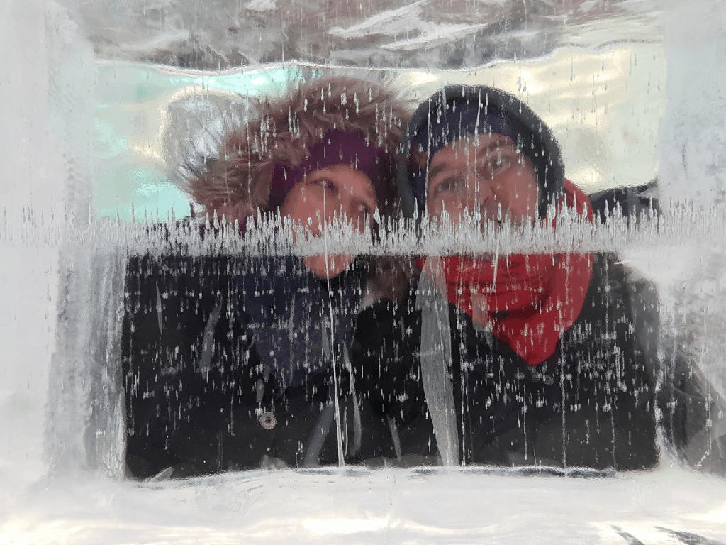 ice sculpture in harbin