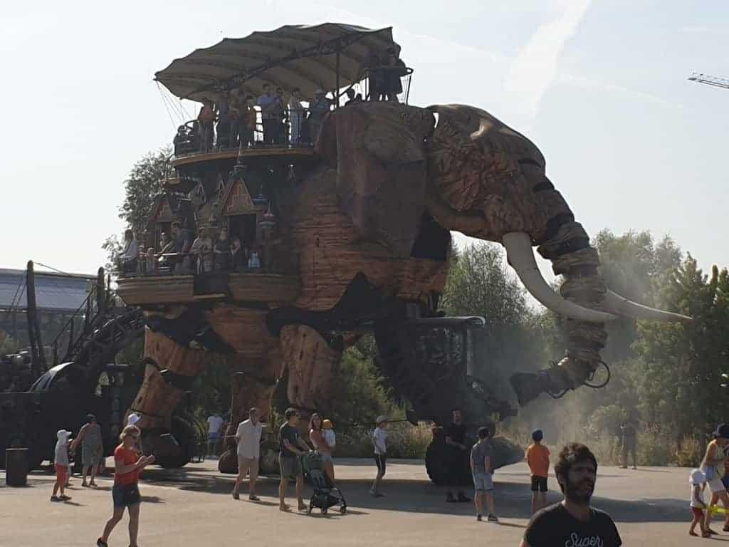 nantes elephants