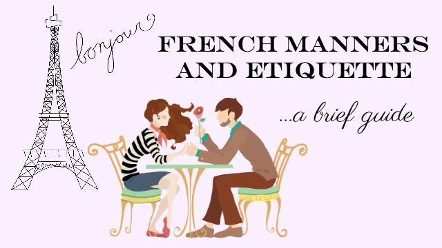 french etiquette