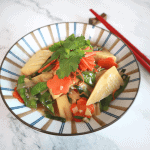 Stir fried Winter Bamboo Shoots