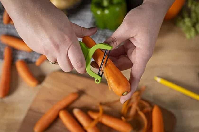 manual vegetable peelers