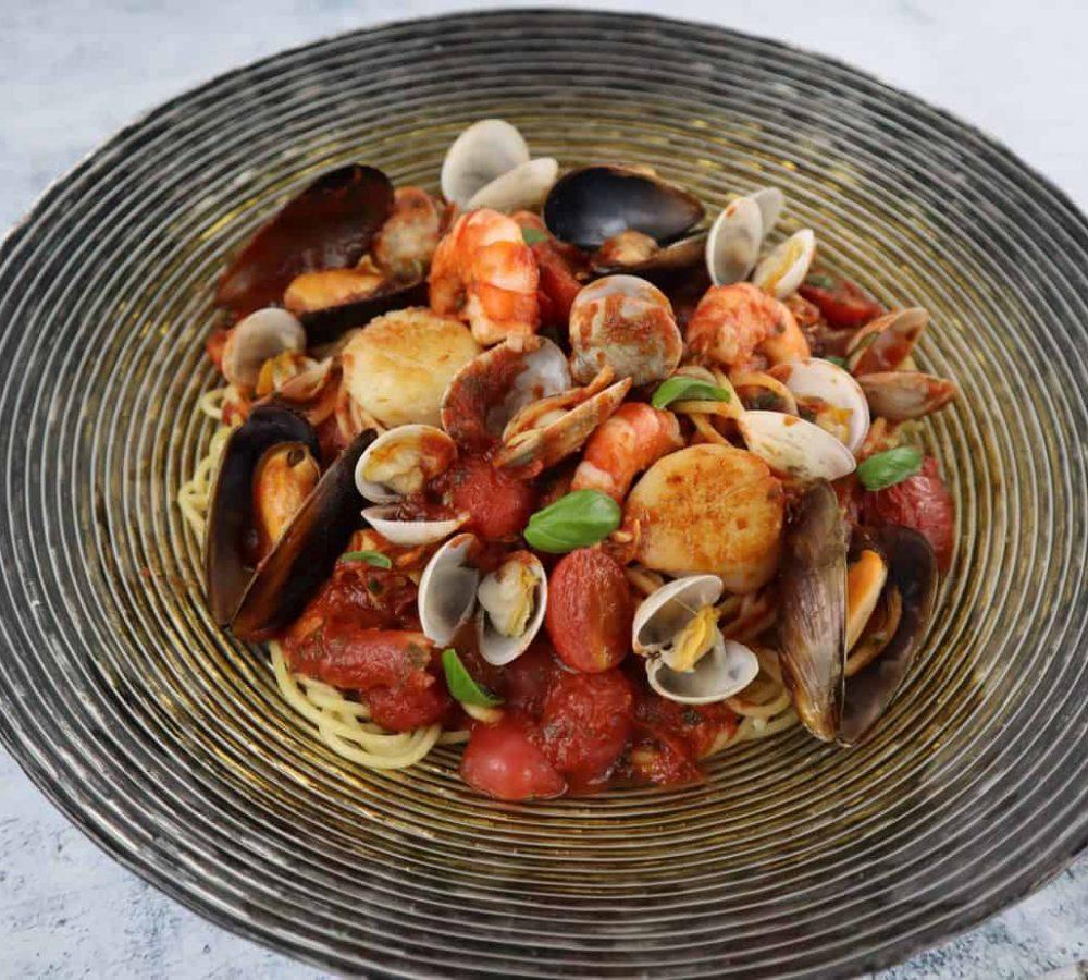 seafood spaghetti 5